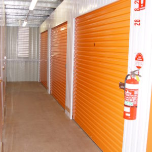3 meter x 5 meter x 3 meters high storage unit